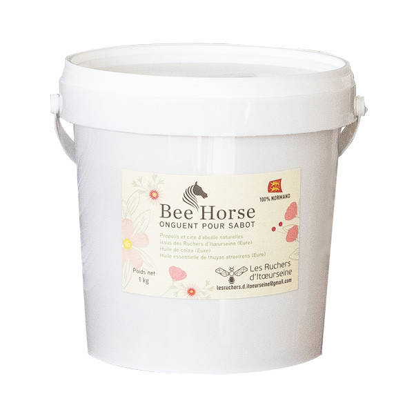 EQUIPHORSE_ONGUENT POUR SABOT BEE HORSE_1