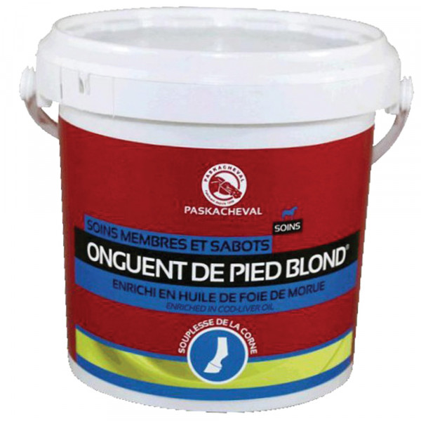 EQUIPHORSE_ONGUENT BLOND PASKACHEVAL_1