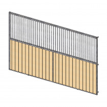 SEPARATION-TYPE-EQUIPHORSE-BOIS-GRILLE