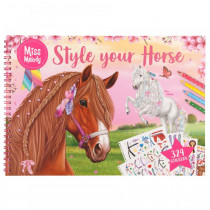 EQUIPHORSE_CAHIER STYLE YOUR HORSE MISS MELODY_1